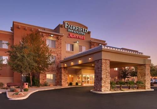 Fairfield Inn and Suites Sierra Vista Cover Picture