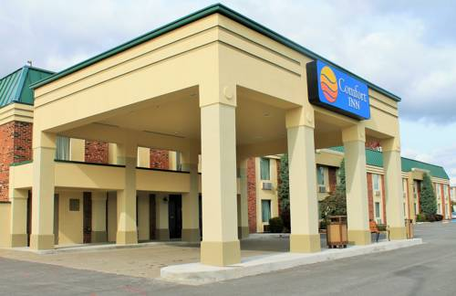 Comfort Inn Beckley Cover Picture