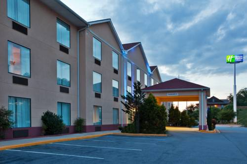 Holiday Inn Express Hotel & Suites Hiawassee Cover Picture