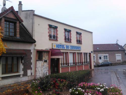 Hotel Le Commerce Cover Picture