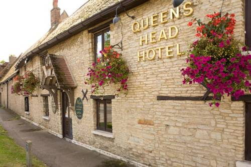 Queens Head Hotel Cover Picture
