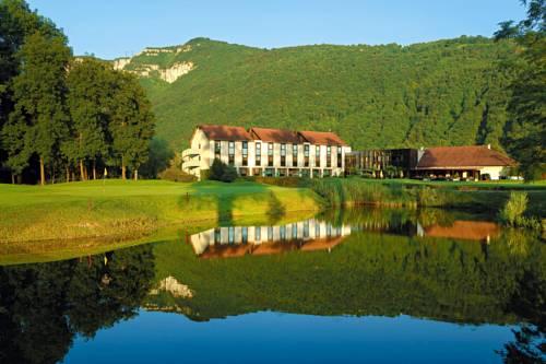 Golf Hôtel Grenoble Charmeil Cover Picture