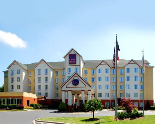 Comfort Suites Airport Charlotte Cover Picture