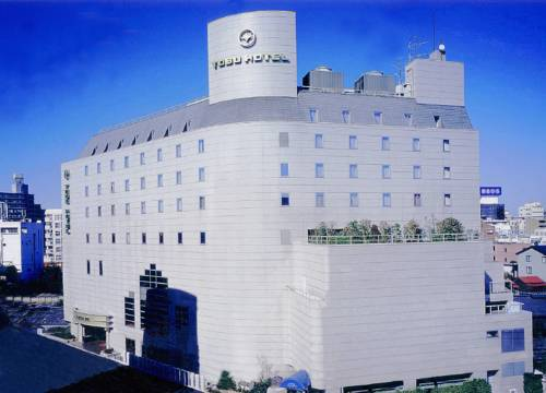 Kawagoe Tobu Hotel Cover Picture