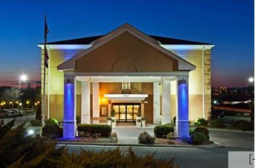 Holiday Inn Express Winston-Salem Cover Picture