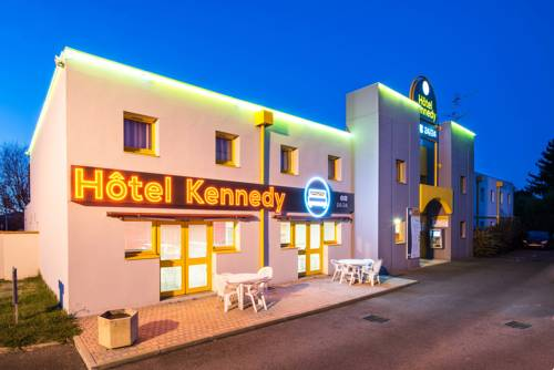 Hôtel Kennedy Parc des Expositions Cover Picture