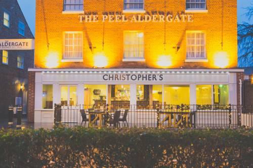 The Peel Aldergate Cover Picture