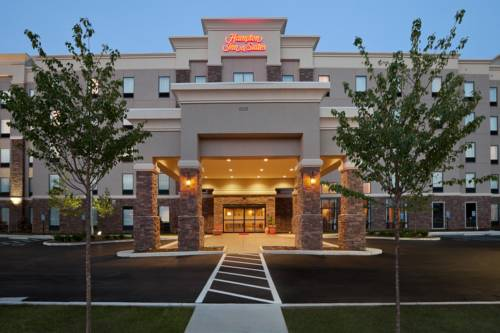 Hampton Inn and Suites Roanoke Airport/Valley View Mall Cover Picture
