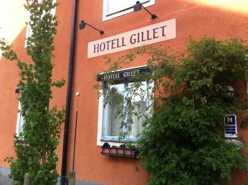 Hotell Gillet Cover Picture