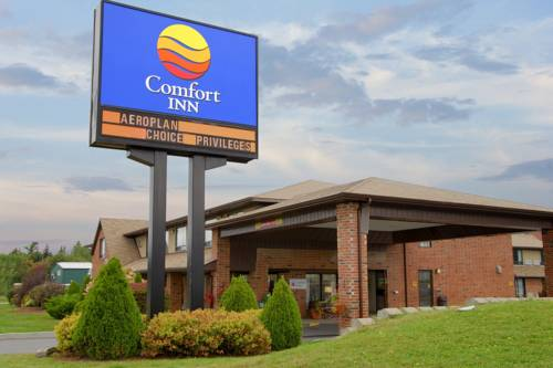 Comfort Inn Fredericton Cover Picture