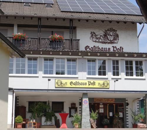 Gasthaus Post Cover Picture
