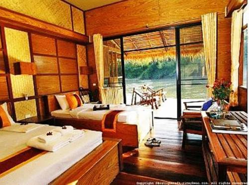 Boutique Raft Resort, River Kwai Cover Picture