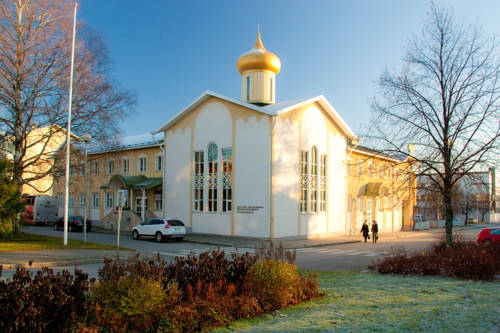 Hotel Golden Dome Iisalmi Cover Picture