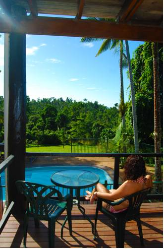 Jackaroo Treehouse Mission Beach Cover Picture