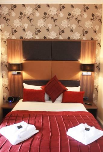 Edinburgh Regency Guest House Cover Picture