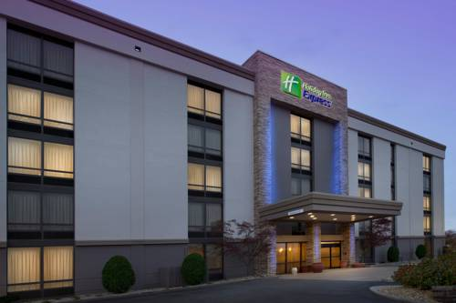 Holiday Inn Express Boston North-Woburn Cover Picture