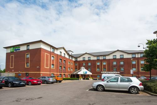 Holiday Inn Express Bristol North Cover Picture