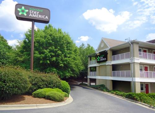Extended Stay America - Winston-Salem - Hanes Mall Blvd. Cover Picture
