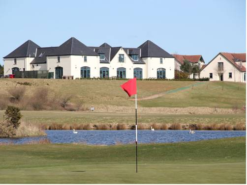 Drumoig Golf Hotel Cover Picture