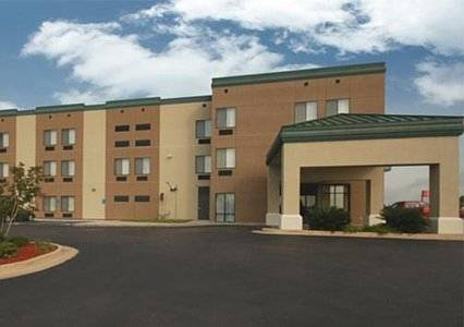 Quality Inn & Suites Hattiesburg Cover Picture