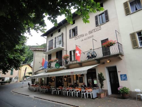 Osteria Battello Cover Picture