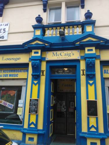 McCaig's Return Hostel Cover Picture