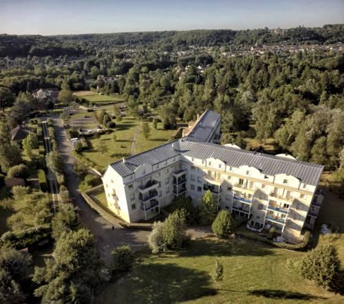 Residence Hotel Les Ducs De Chevreuse Cover Picture