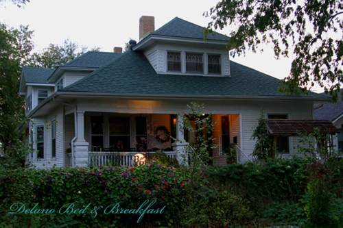 Delano Bed and Breakfast Cover Picture