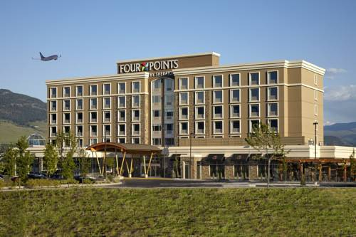 Four Points by Sheraton Kelowna Airport Cover Picture
