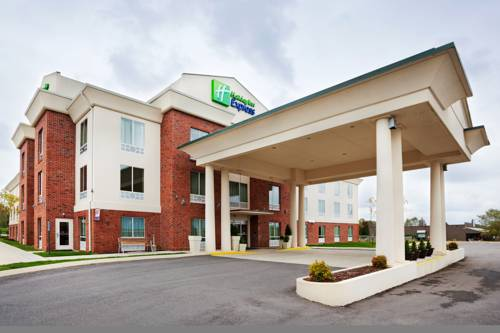 Holiday Inn Express White House Cover Picture