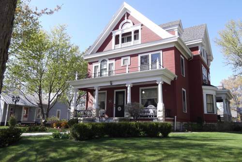 Franklin Victorian Bed and Breakfast - Sparta Cover Picture