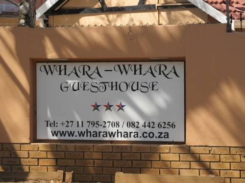 Whara-Whara Guesthouse Cover Picture