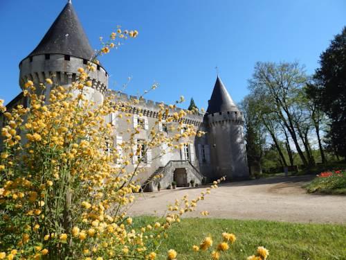 Chambres d'Hôtes Chateau de la Borie Saulnier Cover Picture