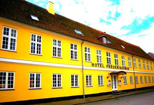 Hotel Frederiksværk Cover Picture