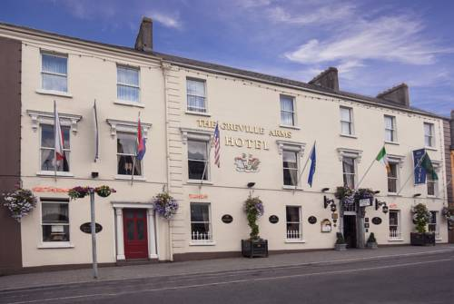 Greville Arms Hotel Mullingar Cover Picture