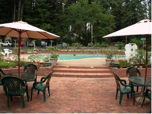 Quality Inn & Suites Santa Cruz Mountains Ben Lomond Cover Picture