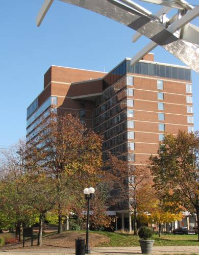 Crowne Plaza Hotel Dayton Cover Picture