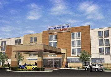 SpringHill Suites Ewing Township Princeton South Cover Picture