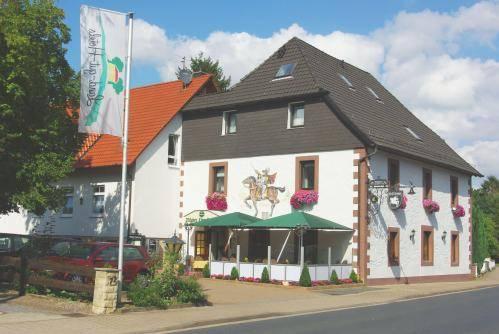 Land-gut-Hotel Räuber Lippoldskrug Cover Picture