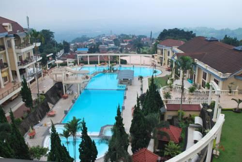 Tretes Raya Hotel & Resort Cover Picture
