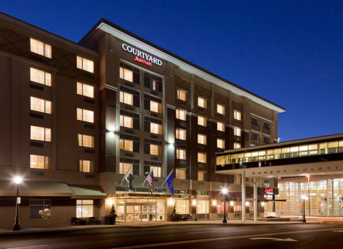 Courtyard Fort Wayne Downtown at Grand Wayne Convention Center Cover Picture