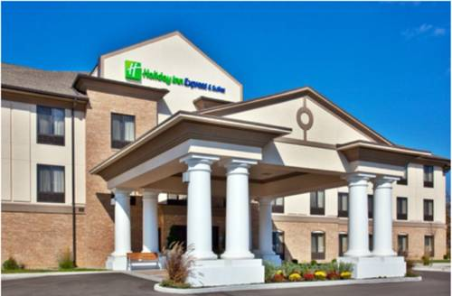 Holiday Inn Express Hotel & Suites Crawfordsville Cover Picture