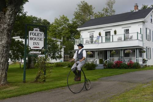 Foley House Inn Cover Picture