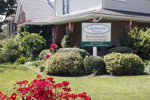 LakeBreeze Niagara Bed & Breakfast Cover Picture