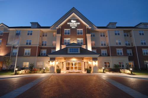 Homewood Suites by Hilton at The Waterfront Cover Picture