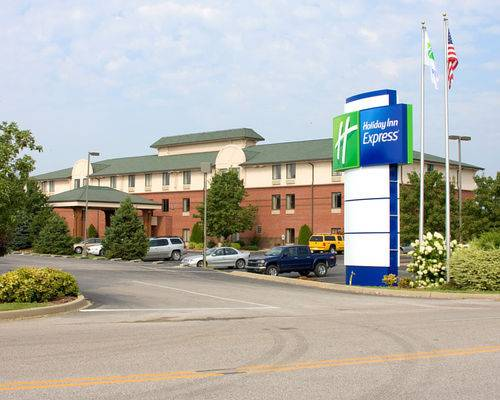 Holiday Inn Express Corydon Cover Picture