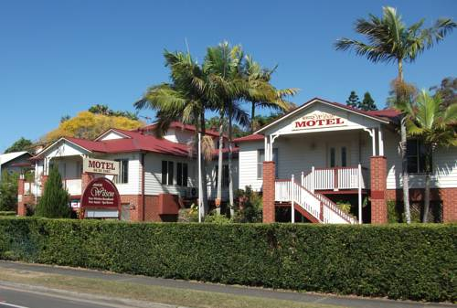 Lismore Wilson Motel Cover Picture
