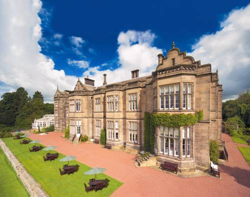 Matfen Hall Hotel, Golf & Spa Cover Picture