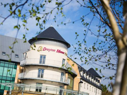 Drayton Manor Hotel Cover Picture