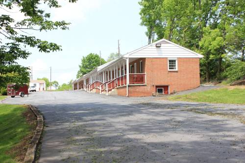 Penn Amish Motel Cover Picture